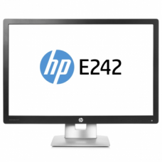 "Монитор HP EliteDisplay E242 24"" LED Monitor wide (M1P02AA#ABB)"