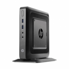 Гибкий тонкий клиент HP t520 Flexible Series Thin Client / AMD GX-212JC/ 4Gb/ 16Gb/ WiFi/ BT/ Win 7E (G9F10AA#ACB)