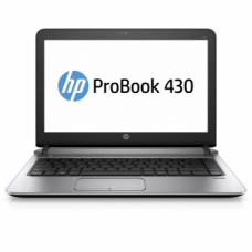 "Ноутбук HP ProBook 430 G3 13.3""HD/ Core i3 6100U/ 4Gb/ 500Gb/ noDVD/ BT/ WiFi/ Metallic Grey/ Win7Pro + W10Pro (W4N68EA#ACB)"