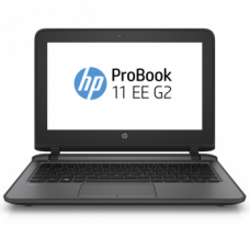 Ноутбук HP ProBook 11 G2 UMA i3-6100U 11 G2 / 11.6 HD SVA AG / 4GB 1D 2133 DDR4 / 128GB Value / W7p64W10p / 1yw / kbd TP / Intel AC 1x1+BT / Sea (T6Q65EA#ACB)