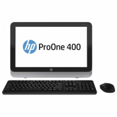 "Моноблок HP ProOne 400 G1 All-in-One NT 20"" HD/ Celeron G1840T/ 4GB/ 500Gb/ no ODD/ Win7Pro + Win8.1Pro (N0Q73EC#ACB)"