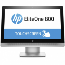 "Моноблок HP EliteOne 800 G2 All-in-One Touch 23""(1920 x 1080) Core i3-6100,4GB DDR4 (1x4GB),128GB 3D SSD,SuperMulti DVD,Wrless kbd&mouse,No mouse,Recline Stand,Intel 8260 802.11ac BT Vpro,Win10Pro(64-bit),3-3- (V6K42EA#ACB)"