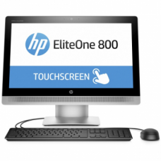 "Моноблок HP EliteOne 800 G2 23"" FHD Touch/ Core i5-6500/ 8GB/ 256GB 3D SSD/ DVDRW/ WiFi/ BT/ FPR/ Recline Stand/ Win10Pro (T4J21EA#ACB)"