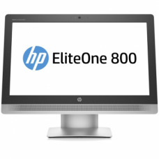 "Моноблок HP EliteOne 800 G2 All-in-One 23"" FHD/ Core i3-6100/ 4GB/ 500GB/ DVDRW/ WiFi/ BT/ Recline Stand/ Win10Pro + Win7Pro (T4K01EA#ACB)"