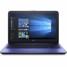 "Ноутбук HP 15 15-ba504ur 15.6"" HD/ AMD E-Series E2-7110/ 4Gb/ 500Gb/ AMD Radeon R2/ noDVD/ BT/ WiFi/ noble blue/ Win10 (X5D88EA#ACB)"