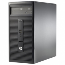 Компьютер HP 280 G1 MT/ Core i3-4160/ 4Gb/ 500Gb/ DVDRW/ DOS (K8K51ES)