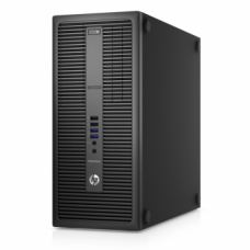 Компьютер HP EliteDesk 800 G2 MT/ Core i7-6700/ 8GB/ 256GB/ DVDRW/ Win10Pro (X3J75EA#ACB)